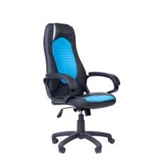 Кресло офисное РК-193 ткань пятилучье пластик