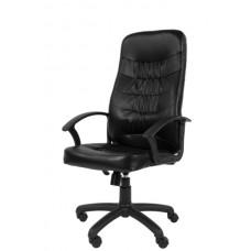 Кресло офисное РК-200 ПЛ экокожа пятилучье пластик