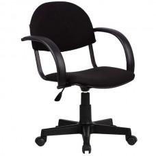 Кресло офисное Бэйсик ткань пятилучие пластик
