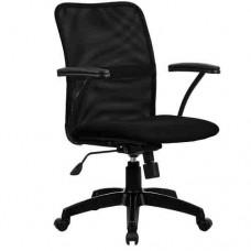 Кресло офисное Форум ткань-сетка пятилучие пластик