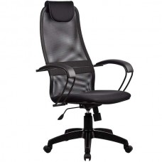 Кресло офисное Галакси Лайт ткань-сетка пятилучье пластик
