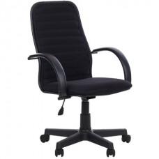 Кресло офисное Менеджер-5 ткань пятилучие пластик