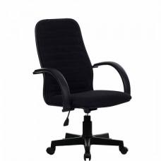 Кресло офисное Менеджер-5 ткань-сетка пятилучие пластик