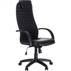 Кресло офисное Пилот-Ultra экокожа пятилучие пластик