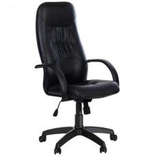 Кресло офисное Пилот-6 экокожа пятилучие пластик