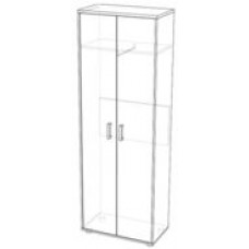 Шкаф для одежды ШО37 Континент-Про 70х37х200 см