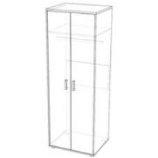 Шкаф для одежды ШО56 Континент-Про 70х56х200 см