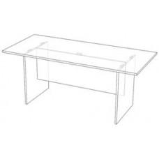 Стол для переговоров С180 Континент-Про 180х80х75 см