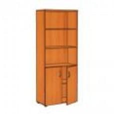 Шкаф полузакрытый ЛФ218 Практик 80х40х200 см
