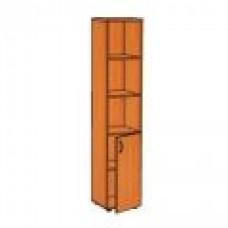 Шкаф узкий ЛФ220 Практик 40х40х200 см