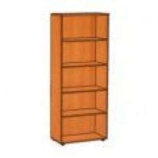 Шкаф открытый ЛФ221 Практик 80х40х200 см