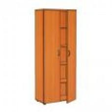 Шкаф закрытый ЛФ222 Практик 80х40х200 см