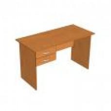 Стол письменный с 2-мя ящиками