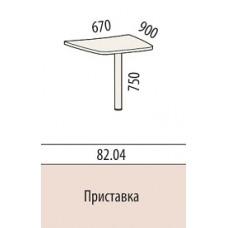 Приставка 8204 Лидер 90х67х75 см