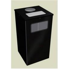 Урна Квадро-11 80 литров