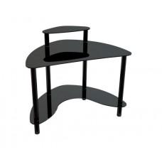 Стол компьютерный Akma Mist 01 черный лак