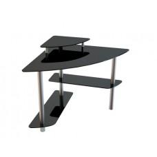 Стол компьютерный Akma Mist 02 алюминиевые опоры