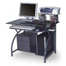 Стол компьютерный Mos-F1025B Black