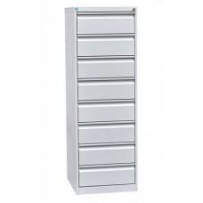 Шкаф картотечный ШК-8(A6) Металл-Завод