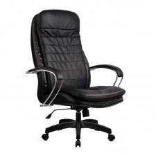 Кресло офисное LK-3 перфорированная экокожа пятилучье пластик