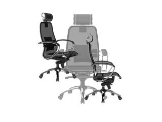 Кресло SAMURAI S2 - теперь в продаже!