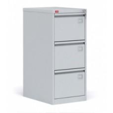 Шкаф картотечный металлический для хранения документов КР-3 Пакс-металл