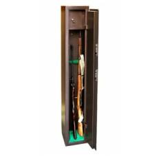 Сейф оружейный для оружия на 3 ружья КО-036т Пакс-металл