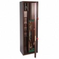 Сейф оружейный для оружия на 3 ружья КО-038т Пакс-металл