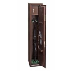 Сейф оружейный для оружия на 3 ствола КО-035т Пакс-металл