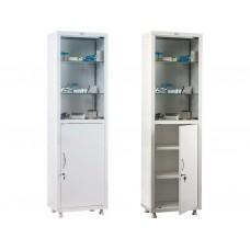 Шкаф медицинский металлический MD 1 1650/SG