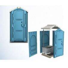 Туалетная кабина Стандарт EcoGR