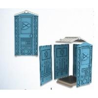 Туалетная кабина Универсал EcoGR на базе Ecostyle