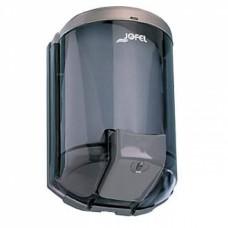 Дозатор жидкого мыла Jofel AC 71000 темный прозрачный
