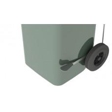 Педальный привод на мусорный контейнер 120 л