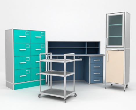 Мебель для больницы